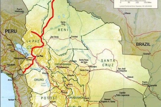gionata-nencini-partireper-honda-transalp-2009-tour-panamericano-rurrenabaque-beni-bolivia-preterie-doppia-foratura-caduta-terra-battuta-mappa