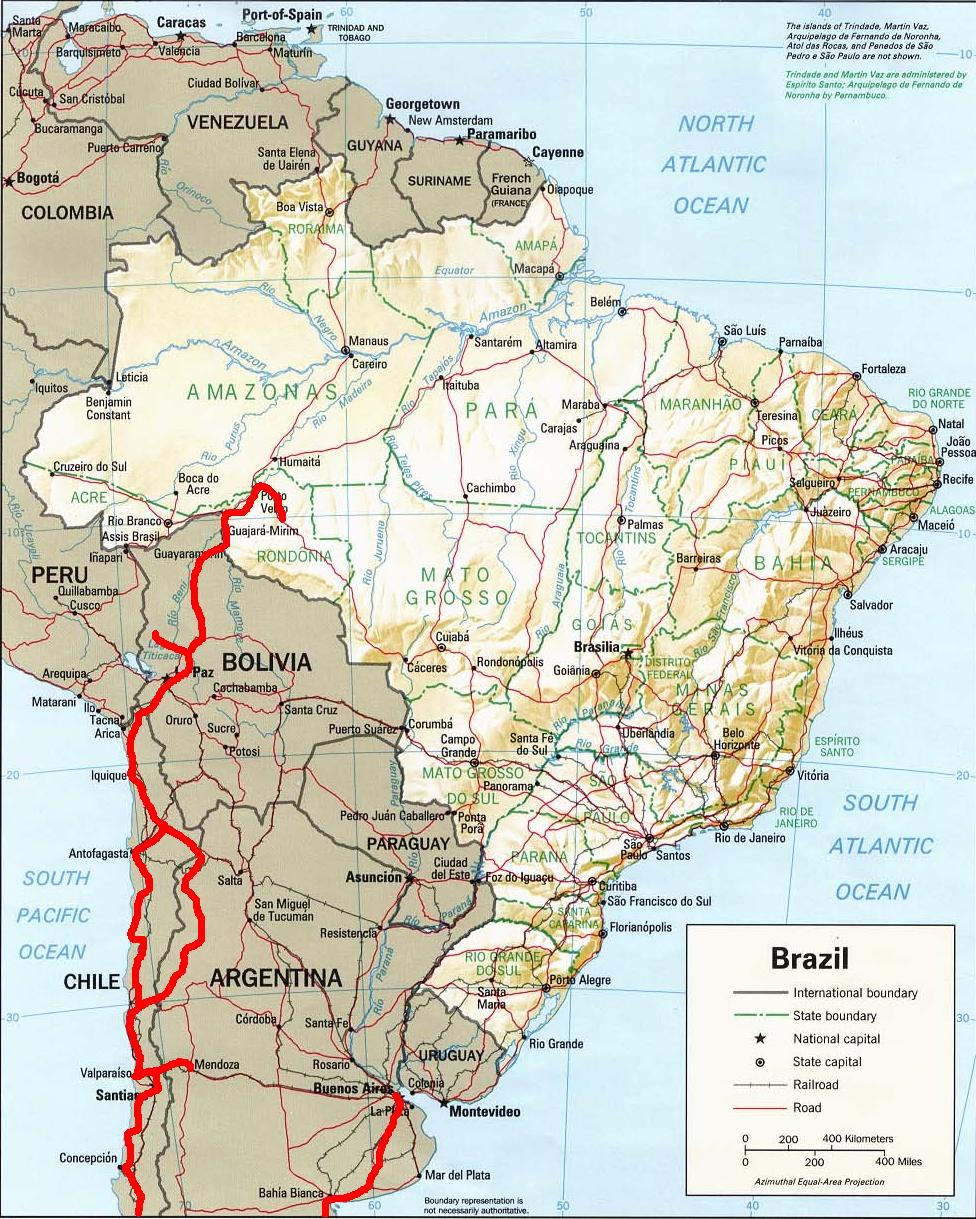 Mapa_Relieve_Sombreado_Brazil_1994_CIA