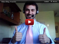 Video Blog: A lavoro