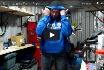 Video Blog: La mi felpa Partireper!