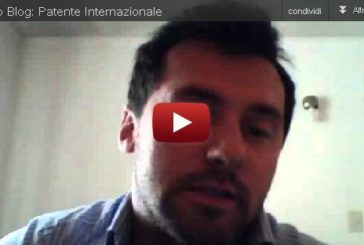Video Blog: Patente Internazionale!
