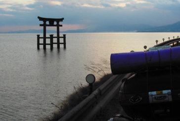 Giappone: Fushiki - Osaka, 300km in 10 ore.