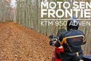 MOTO SENZA FRONTIERE: KTM 950 Adventure