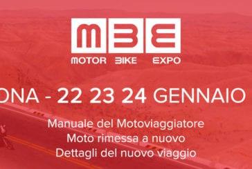 Sarò al Verona Motor Bike Expo 2016