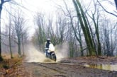 Honda Transalp 600 AT - Test 4 (enduro in toscana)