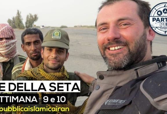 [Video] Settimana 9 e 10 (dentro alla Repubblica Islamica dell'Iran)
