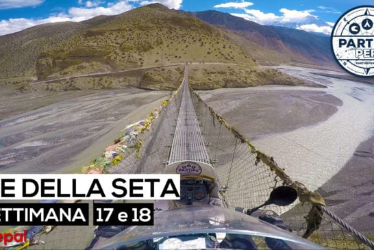 [Video] Settimana 17 e 18 (dentro al Nepal)