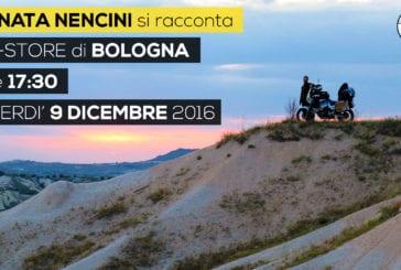 Gionata Nencini a Bologna + Libro e DVD