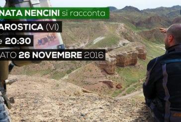 Gionata Nencini a Marostica (VI) + Moto, Libro e DVD