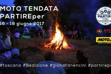 Moto Tendata PARTIREper.it 2017
