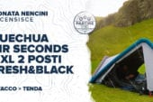 Tenda Quechua Air Seconds 2 Xl Fresh&Black – 2 posti
