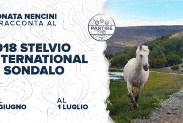 Gionata Nencini si racconta allo Stelvio International 2018