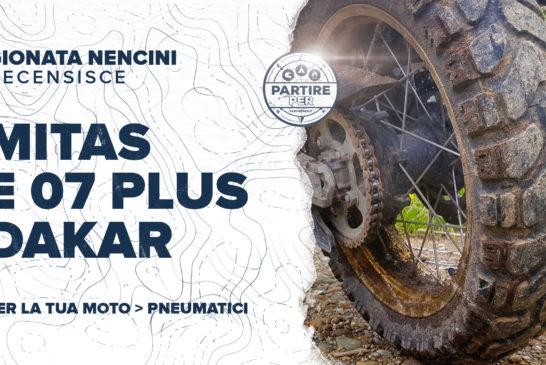 Pneumatici Mitas E-07 Plus Dakar M+S
