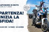 Capo Nord in moto con € 1.000: Partenza! Inizia la sfida! [Ep.15]