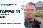 [Ep.26 completo] Capo Nord in moto a/r con € 1.000 tutto compreso: Tappa 11 - km 614, € 87