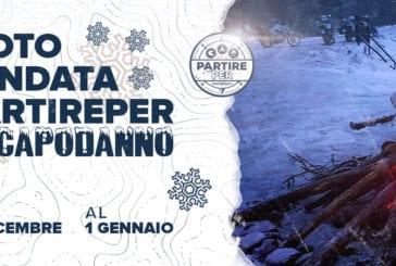 Moto Tendata PARTIREper di Capodanno 2019/2020