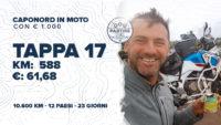 [Ep.32 completo] Capo Nord con meno di € 1.000: Tappa 17 – km 588, € 61,68