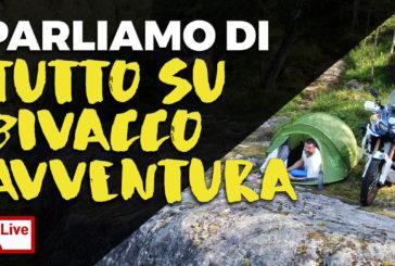 LIVE: Parliamo di equipaggiamento per bivacco avventura - venerdì 3 aprile 2020 #iorestoacasa