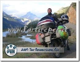 A Journey into the World by motorcycle